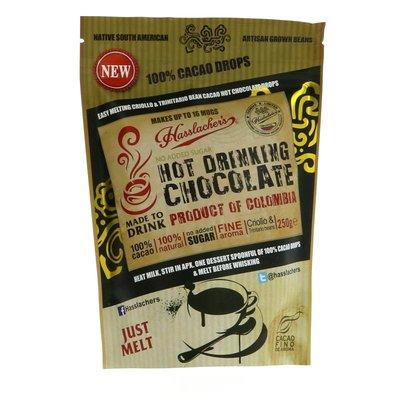 Hasslacher's Hot Chocolate Drops 250g
