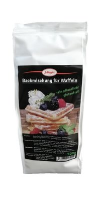 LeHa Schlagfix baking mix for waffles 500g