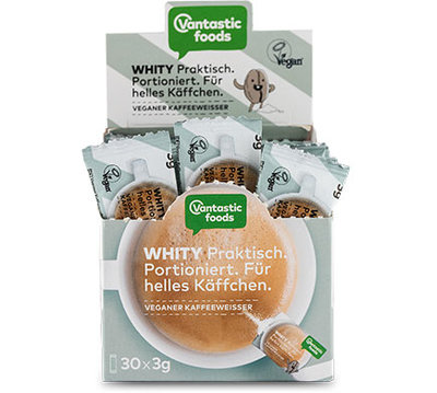 Vantastic Foods WHITY portieverpakkingen 30 x 3g
