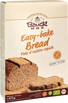 Bauckhof Easy-bake brood mix GV 475