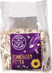 Your organic Nature Zonnebloempitten 200g
