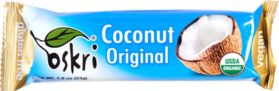 Oskri Coconut original bar 53g