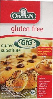 Orgran Gluten vervanger (substitute) 200g
