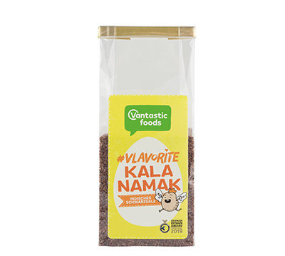 Vantastic foods Vlavorite Kala Namak Indian black salt 100g