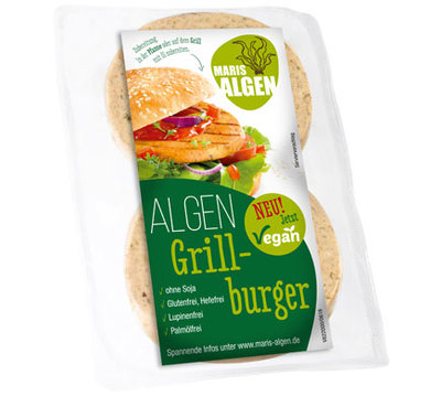 Maris Algen Algae Burger 160g