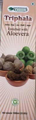 Triphala verrijkt met Aloevera 1Liter