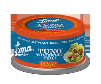 Loma Linda Fishless Tuno - Thai Sweet Chilli 142g