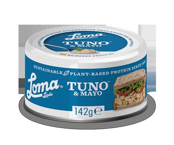 Loma Linda Fishless Tuno - Mayo 142g