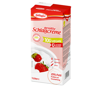 LeHa Schlagfix sweetened Cream 1Liter