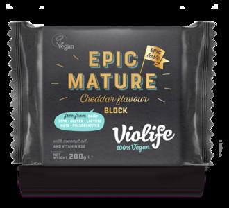 Violife Epic Mature Cheddar 200g