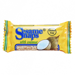 Sesame Snaps Sesame Snaps met cocos 30g