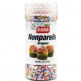 Badia Nonpareils - 112g