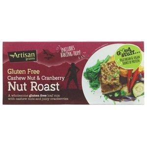 Artisan Grains Nut Roast - Cashew & Cranberry 200g