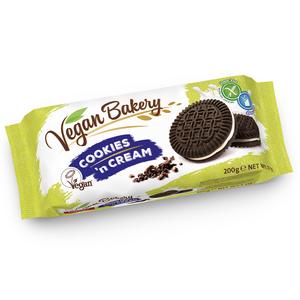 Coppenrath Vegan Bakery Cookies'n Cream 200g