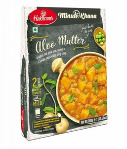 Haldiram's Aloo Mutter 300g