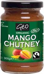 Geo Organics Mango-Chutney 300g