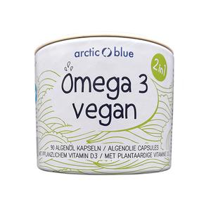 Arctic blue Algenolie met vitamine D3 (90 capsules)