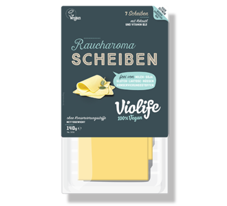 Violife Slices (Raucharoma) Smoked flavour 140g
