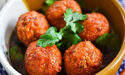 Vegan Meat like Balls 300g