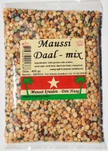 Maussi kruiden Daal mix 400g