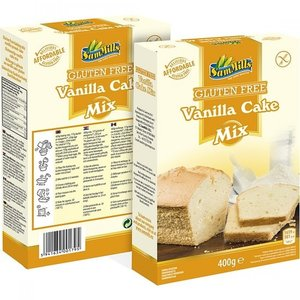 Sam Mills Vanilla Cake mix 400g