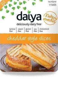 Daiya Cheddar Style Slices 220g