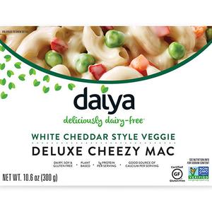 Daiya Deluxe White Cheddar Style Veggie Cheezy Mac 300g