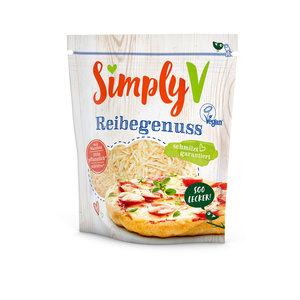 Simply V Veganer Reibegenuss (shreds) naturel 200