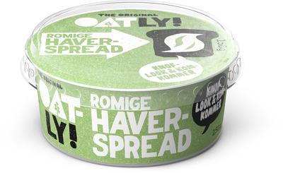 Oatly Haver spread Komkommer & knoflook 150g