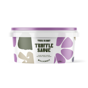 Willicroft This is not Cheese Truffle Sauce 135g