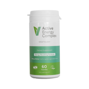 Vegetology Active Energy Complex 60 Caps