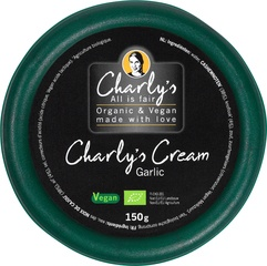 Charly's All is Fair Cream garlic 150g