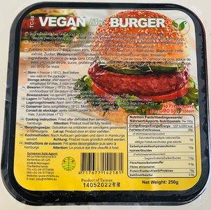 Vegan like Burgers 250g (TC38)
