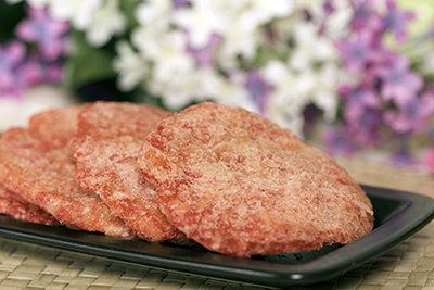 Vegan like Barbecue Meat 250g (TC14)