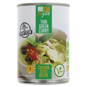 WE Can Vegan Thai green curry 400g