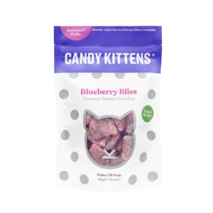 Candy Kittens Blueberry Bliss 108g