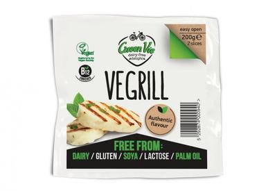 GreenVie Vegan Vegrill Vegaloumi 180g