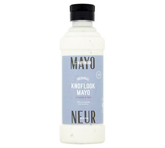 Mayoneur Knoflook Mayo 250ml *THT 18.05.2021*