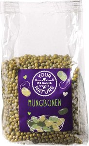 Your Organic Nature Mungbonen 400g