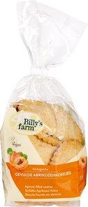Billy's Farm Gevulde abrikozenkoekje 200g