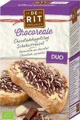 De Rit Chocoladehagelslag duo 225