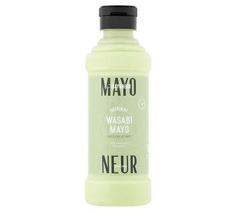 Mayoneur Wasabi mayonaise 250ml *BBD 17.05.2021*