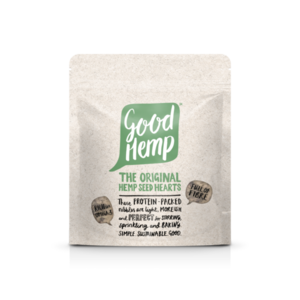 Hmp Hemp Seed Hearts 225g
