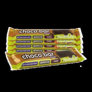 Food2smile Choco bar puur 35g