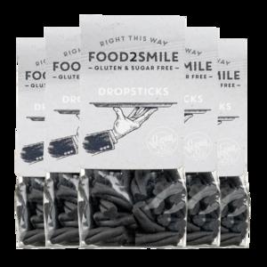 Food2smile Dropsticks  90g