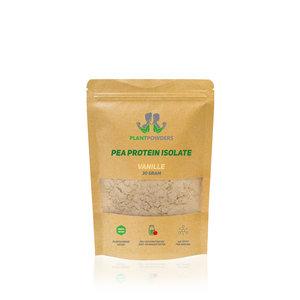 PlantPowders Proefzakje Pea proteïne Vanille 30g