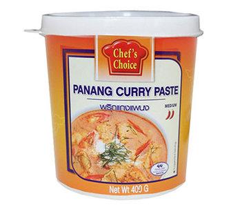 Chef's Choice Currypasta panang 400g