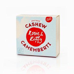 Rosie & Riffy Cashew Camemberti  Naturel 130g THT 16.09.2021*