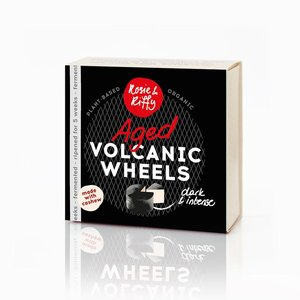 Rosie & Riffy Organic Aged Volcano Wheels 105g *BBD 09.09.21*