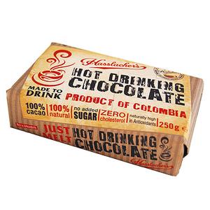 Hasslacher's Bar of Drinking Chocolate 250g
